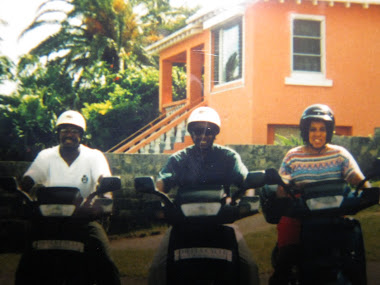 Bermuda; Motor bike tour