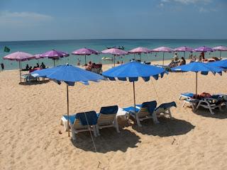 Karon Beach, 3rd February