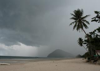 Thung Wua Laen Beach, Chumphon, 9th May