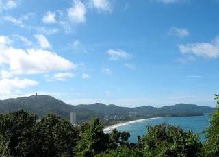 View of Karon Beach, 27th September
