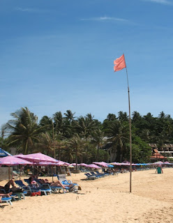 Karon Beach, 9th October