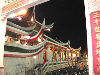 Kathu Village Shrine - 11th October