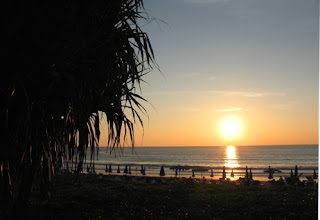 Karon Beach Sunset, 13th November