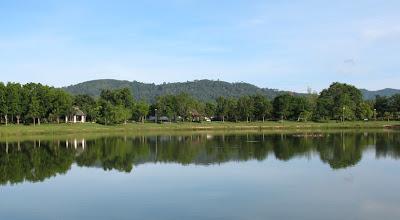 Suan Luang Park in Phuket
