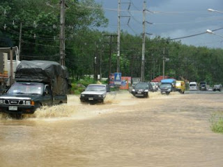 Road between Phuket Town and Chalong today