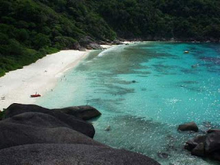 Similian Islands Beach