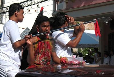 Vegetarian Festival 2008 in Phuket Town