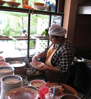 Kuay Jap noodle shop