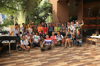 Phuket Photo Walk group photo taken by Pongsak Sai-ngam