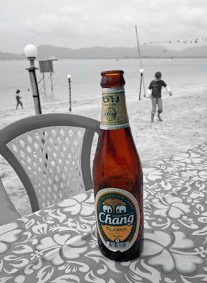 Beach, Beer Chang