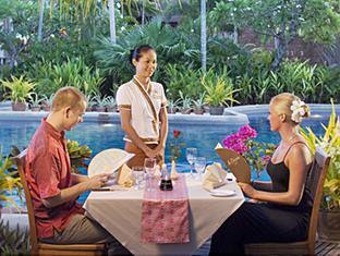 Phuket Orchid Resort Poolside Dining