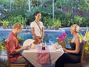 Phuket Orchid Resort Poolside Dining