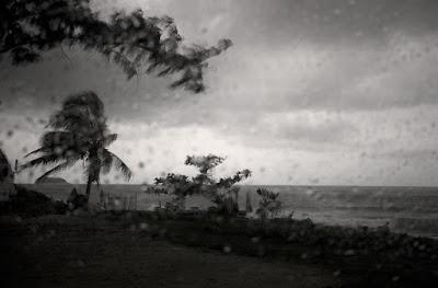 Rain, Karon Beach, 22nd August