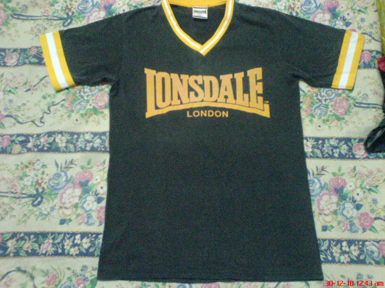 planet vintage vintage t shirt lonsdale 50 50 sold. Black Bedroom Furniture Sets. Home Design Ideas