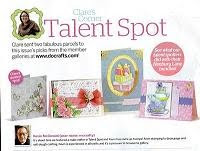 Me in Creativity Mag May 2010