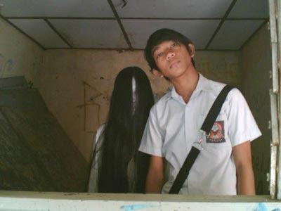 Foto Hantu Indonesia