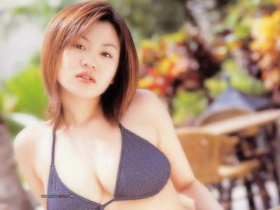 Sexy Asian Bikini Girls Bikini Model