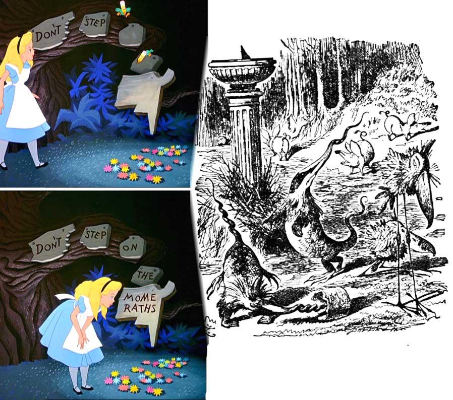 Giulianocinema novembre 2009 - Alice dentro lo specchio ...