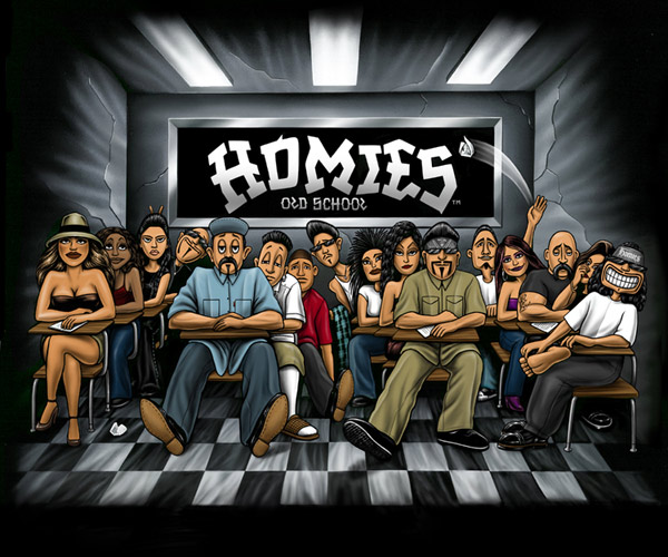 Imagenes homies animados - Imagui