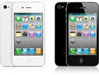 iPhone 4G white or black
