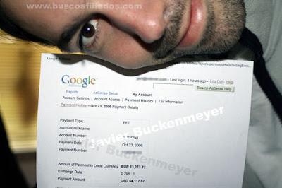 google Adsense Check