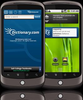 dictionary.com diccionario para moviles