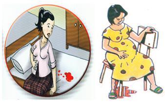 Tanda Bahaya Kehamilan Perdarahan Pervaginam Darah Implantasi
