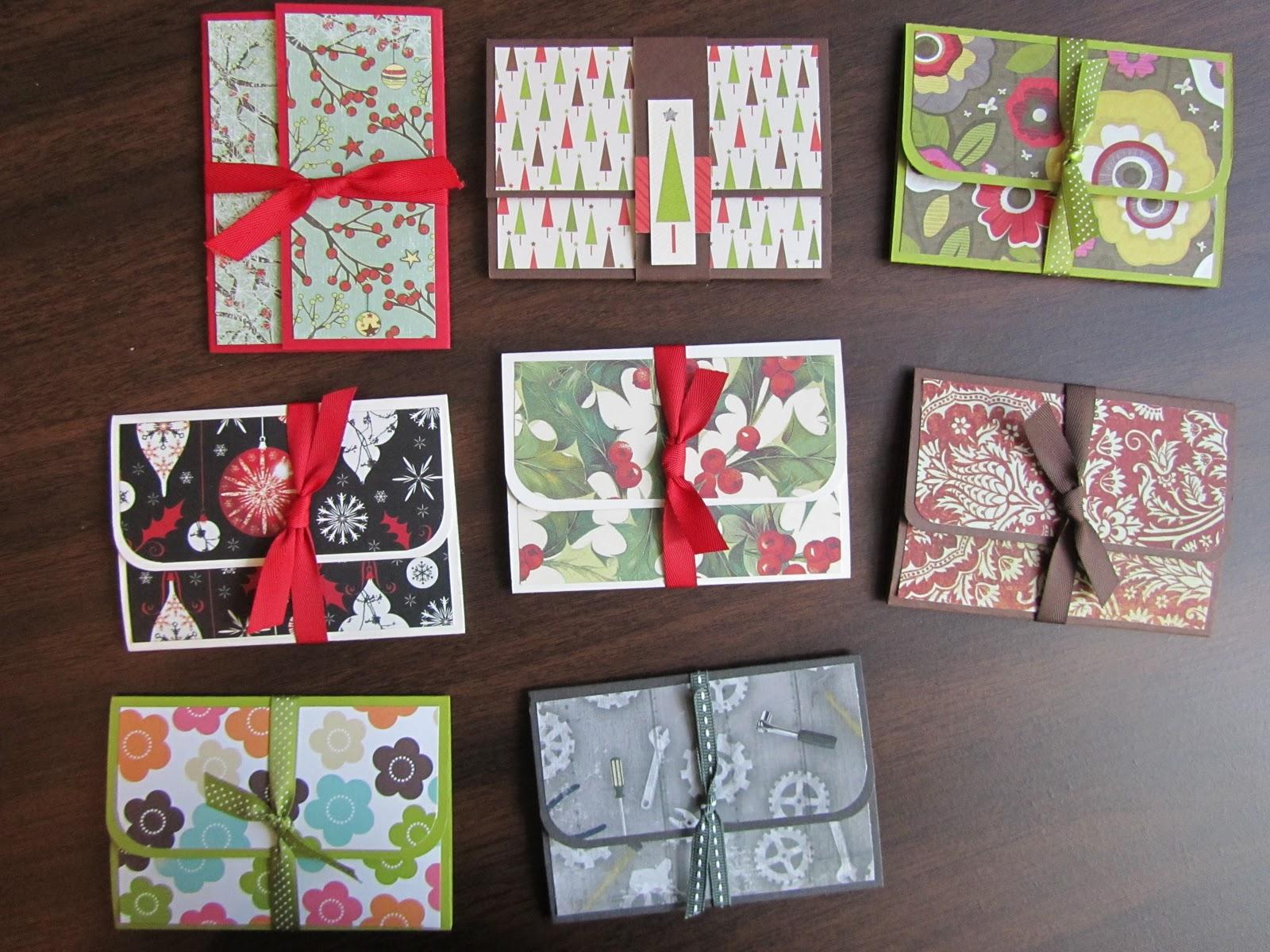 Gift Card Presentation Gift Card Presentation Idea
