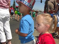 Carmichael Parade