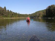 Canoeing Restigouche