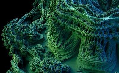 fractal mandelbrot mandelbulb