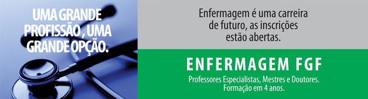 Blog do Curso de Enfermagem - FGF