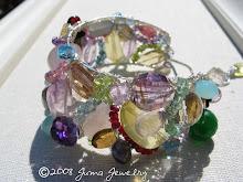 Passion Cuff Bracelet