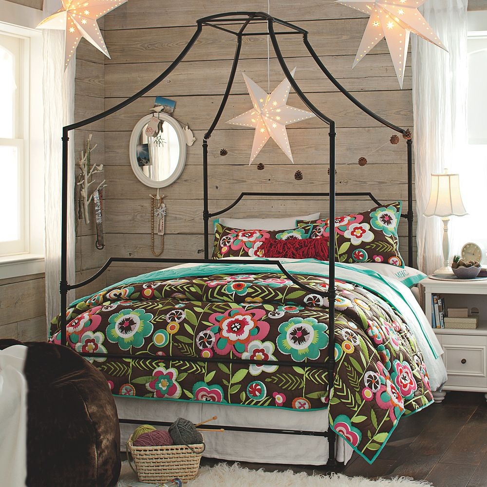Is It Bad That I Want A Bed From PB Teen Design ManifestDesign - Pottery barn teenagers
