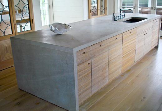 129 best Concrete kitchen tops images on Pinterest | Architecture ...