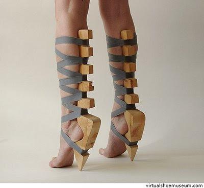 Los zapatos mas raros del mundo (fotos)