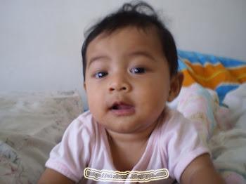 Naurah 7 month