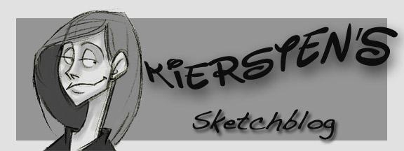 Kiersten's Sketchblog