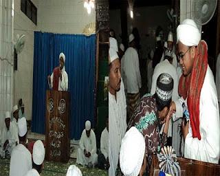 SEMARAKKAN TAHUN BARU ISLAM 1432 H DENGAN TABLIG AGAMA