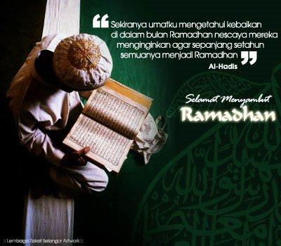 Ramadan Menjelma Kembali