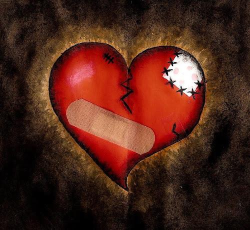 patah hari di hari valentine