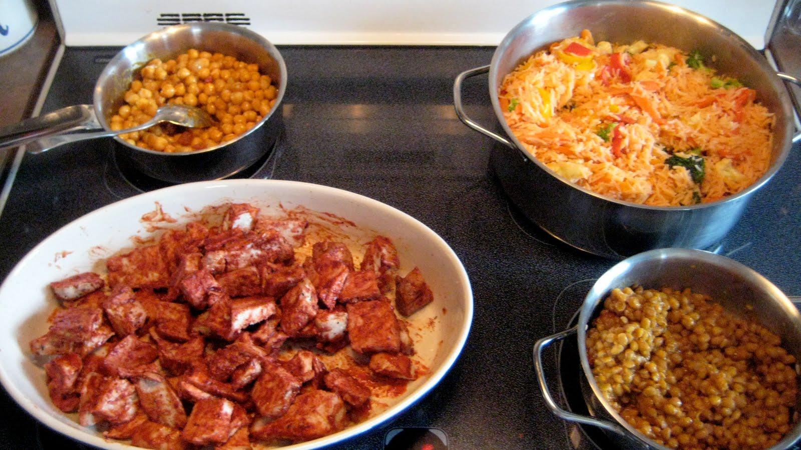 Apache Food