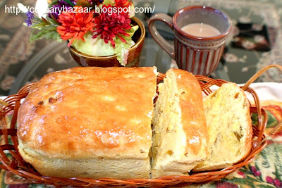 Saffron Tea Loaf