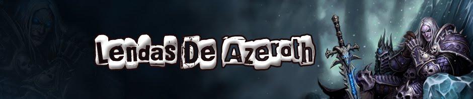 Lendas de Azeroth