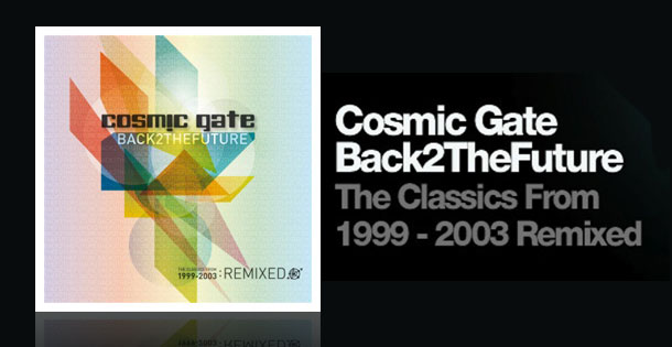 Cosmic Gate - Back To Earth / Hardcore