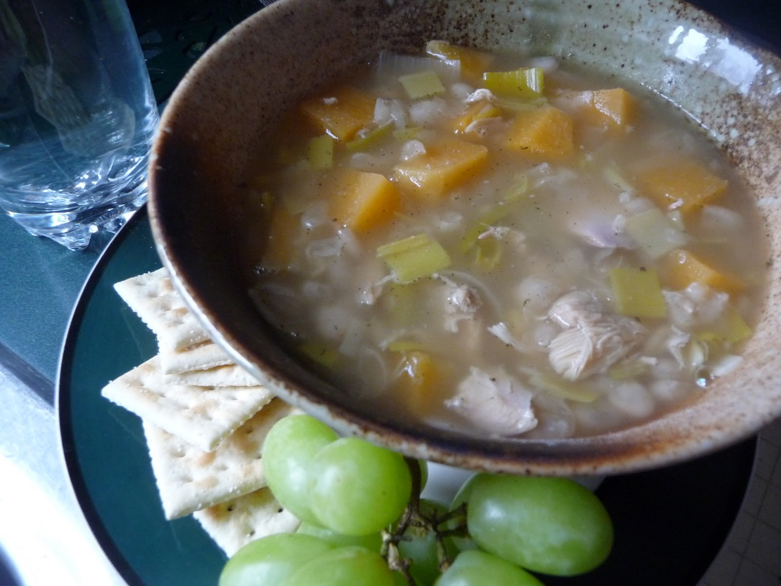 Rutabaga Soup Chicken Chicken And White Bean Soup