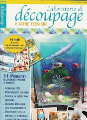 Laboratorio di Découpage n.60 Ed.CIGRA 2003