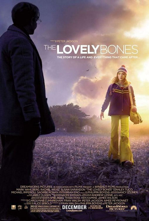 Rib's Gully: Watched 'The Lovely Bones'… Well mmm… hmmm...