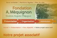 Éducateur spécialisé, ce métier impossible - exemple projet associatif fondation mequignon