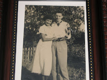 Glen's Parent's Engagement Picture - 51 years ago